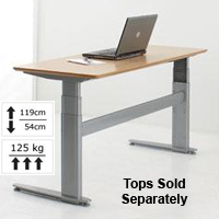 Conset Electrically Height-Adjustable Workstations
