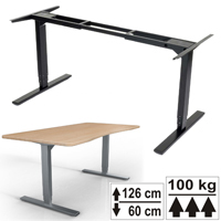 Ergomaker Electric Height Adjustable Table Base