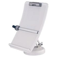 Weighted Base Heavy Duty Curved Document Holder
