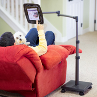 LEVO G2 Deluxe Floor Stand for iPads, Tablets and eReaders