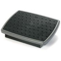 Non-Locking Adjustable Foot Rest with Metal Base
