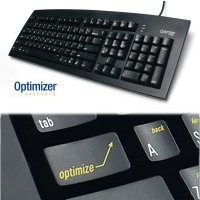 Optimizer Keyboard