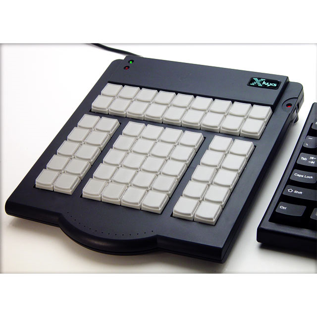 X-keys Professional Programmable Keypad Images