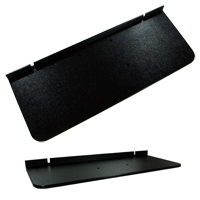 ABS Plastic Low Profile Shallow Tray