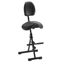 MVMNT Foldable Sit-Stand Saddle Chair