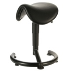 Saddle Sit Stand Stool