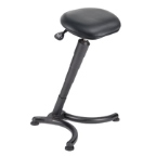 Leaning Sit Stand Stool