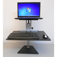 Kangaroo Junior Free Standing Adjustable Height Desk