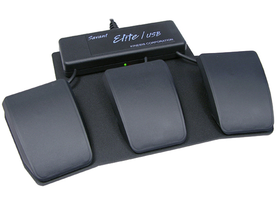 Savant Elite2 Triple Action Foot Switch